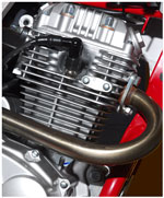 125cc Engine
